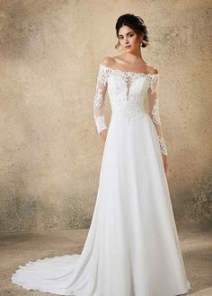 Shop Morilee Bridal Wedding Dresses and find the perfect dress for your big day! Choose from popular bridal styles for any body type like Full length gowns, Lace, Sweetheart and Backless! Crystal Wedding Dresses, Bridal Wedding Dresses, Wedding Dress Styles, Dream Wedding Dresses, Designer Wedding Dresses, Catholic Wedding Dresses, Christmas Wedding Dresses, Hijabi Wedding, Wedding Frocks