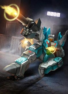 Autobot Headmaster Brainstorm Artwork From Transformers Legends Game