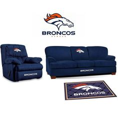 Use this Exclusive coupon code: PINFIVE to receive an additional 5% off the Denver Broncos Microfiber Furniture Set at SportsFansPlus.com