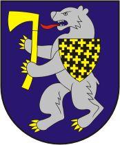 Siauliai district COA - Symbols of Lithuania