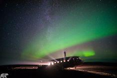 29 Stunning Self-Portraits Under The Northern Lights