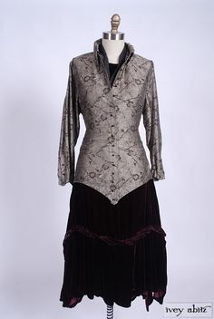 Fall 2014 Look No. 6 | Vintage Inspired Women's Clothing - Ivey Abitz