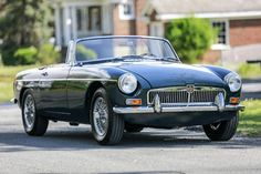 Mike's 1967 MG MGB - AutoShrine Registry
