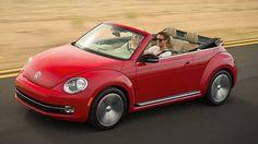 Fahrbericht mit dem neuen VW Beetle Cabrio