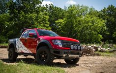 All Cars NZ: Ford F-150 SVT Raptor 2013 by Roush