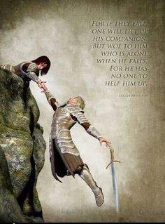 For He has No One To Help Him Up / Quotes - LDS Living