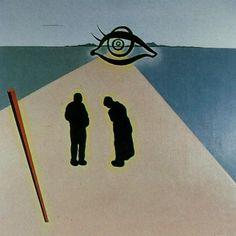 The Eye of the Angelus, 1978 Salvador Dali