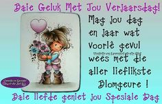 Happy Birthday Quotes, Birthday Wishes, Birthday Cards, Afrikaanse Quotes, Happy Birthday Pictures, Guys And Dolls, Happy B Day, Verses, Lunch Box