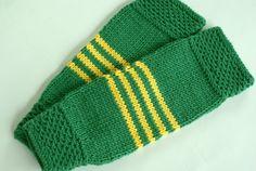 Baby Lag Warmers Knit Baby Leg Warmers Green Leg by BambinoStore