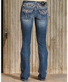 c978aafbad4 Miss Me Women s Medium Wash Boot Cut Jeans  Summer2015 Bling Jeans