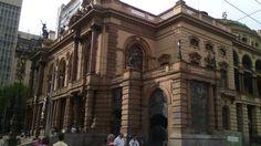 Teatro Municipal São Paulo. Centro. #saopaulo #pinmycity