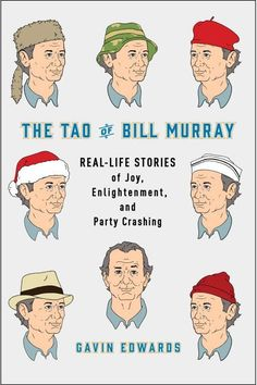 """Advance praise for The Tao of Bill Murray """"If you are among the multitudes who have a Bill Murray story (viz: 'I was in the airport bar, and who sat down next to me but Bill Murray?'), The Tao of Bill Murray will speak to you.""""—Elle """"Reading The Tao of Bill Murray is like spending time with Bill, but probably safer.""""—Danny Rubin, screenwriter of Groundhog Day """"When confronted by life's challenges and opportunities, we should all be asking ourselves, 'What would Bill Murray do?' This book…"""