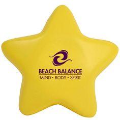 Star-shaped Stress Ball