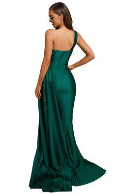 Gala Dresses, Pageant Dresses, Satin Dresses, Sexy Dresses, Dress Prom, Church Dresses, Evening Gowns Couture, Green Evening Gowns, Scarlett Dresses