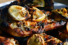 Foster's Herb-Marinated Grilled Chicken Breasts