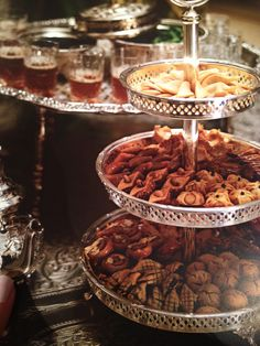 Moroccan cuisine is influenced by Morocco 's interactions and exchanges with other cultures and nations over the centuries. Moroccan cuisine is typically a mix of Mediterranean, Berber. Iftar, Mint Tea, Dessert Table, Dessert Pizza, Afternoon Tea, Tea Time, Food And Drink, Cooking, Ramadan