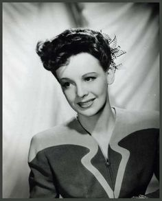 """Signe HASSO '40 (15 Août 1915 - 7 Juin 2002)was a Swedish-born American actress, writer and composer.In 1933, she made her first film, Tystnadens hus, with German film director/cameraman Harry Hasso whom she subsequently married. In 1940, she moved to the United States, where she was signed to a contract by RKO Studios, who promoted her as """"the next Garbo"""". She and Hasso divorced in 1941.She died in Los Angeles in 2002, aged 86, from pneumonia resulting from lung cancer."""
