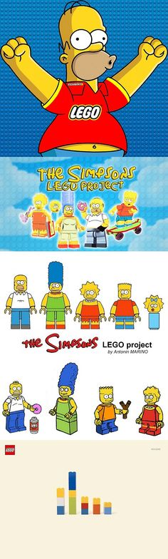 LEGO - The Simpsons in 2014!