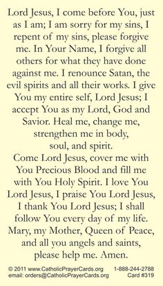Miracle Prayer -- It is called Miracle Prayer because if you earnestly prayer this prayer every day, it will change your life.