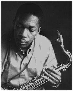 John Coltrane - at the Van Gelder Studio, Hackensack, New Jersey, 1957