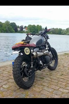 Triumph Motorcycle -