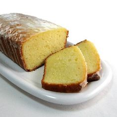 I highly recommend this recipe... Ina Garten's Lemon Yogurt Cake. This is soo good. Goes great with coffee or tea.
