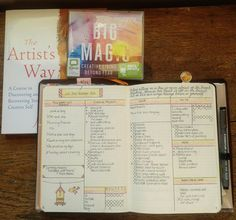 Last week's plan, got lots done, but still a fair amount to migrate too! #bulletjournal #bujo #planner