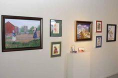 LCVA Gallery at the Croswell