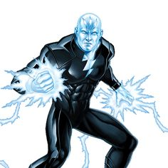 Electro | Spider-Man Characters | Marvel Kids
