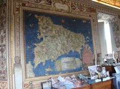 Map Room of the Vatican Museums