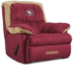 49er chair. Omg this would be awesome