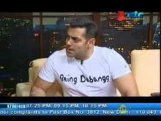 Salman Khan With Komal Nahta