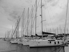 Saint Tropez harbour