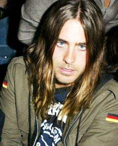 Jared Leto's ombré hair back in Can you believe this photo was taken exactly 10 years and 3 days ago? Most Beautiful Man, Gorgeous Men, Beautiful People, Thirty Seconds, 30 Seconds, Jared Leto Hot, Most Handsome Actors, Shannon Leto, Love Me Forever