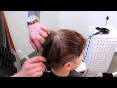 How To Cut Men's Hair | Textured Crop ( Full Length Haircut Tutorial ) - YouTube with Joshep Marsiolli