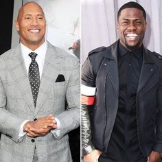 """Hot: Dwayne """"The Rock"""" Johnson and Kevin Hart to Host 2016 MTV Movie Awards"""