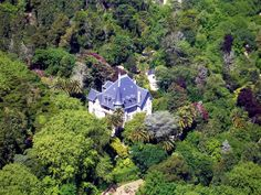 "Sintra - Chalet Biester - Featured in Roman's Polanski ""Nineth Gate"" (Portugal)"