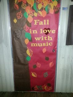 Fall in love with music (reading, math, or whatever other subject you want to put!)