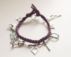 The ShadowHunters inspired Charm Bracelet