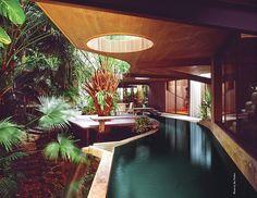 MCM Indoor Garden Interior