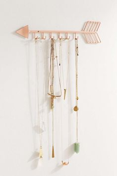 Necklace Hook | 10 Purchases That Will Get Your Closet Organized ASAP