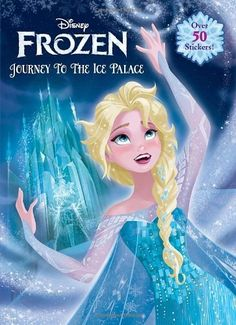 Journey to the Ice Palace (Disney Frozen) (Jumbo Coloring Book) by RH Disney (2013-10-01) * You can get more details by clicking on the image.