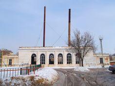 Старая набережная Комсомольского района г. Тольятти