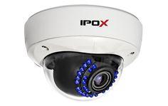 Kamera IPOX AT515E   Kamery kopułowe ---------------------   Sony Effio-E 650/700TVL  #cctv #camera #ipox