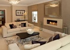 Best 19 Best Brown And Cream Living Room Images House 400 x 300