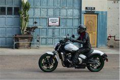 The Kawasaki Vulcan S Riding Impressions - From a Small-Fry Beginner Rider