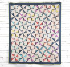 Honor the story of Christmas with the Star of Bethlehem Quilt Kit from Moda! You'll receive a pattern and gorgeous fabric from the Color Daze collection to sew this stunning design. Featuring an intricately pieced star motif and spectacular hues, this quilt top is a wonderful way to celebrate the holidays.