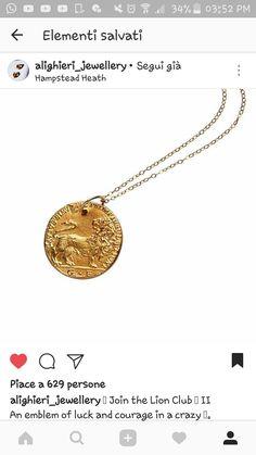 #necklace #jewellery  www.alighieri_jewellery.com