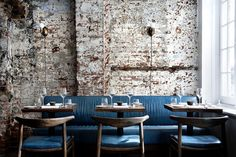 :  The Musket Room, Manhattan,