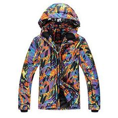 6717cd74fd New Winter Ski Jackets Suit Men Outdoor Thermal Waterproof Snowboard Jackets